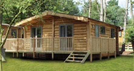 An example design depicting how we want our lodges.