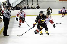 Widnes wild ice hockey