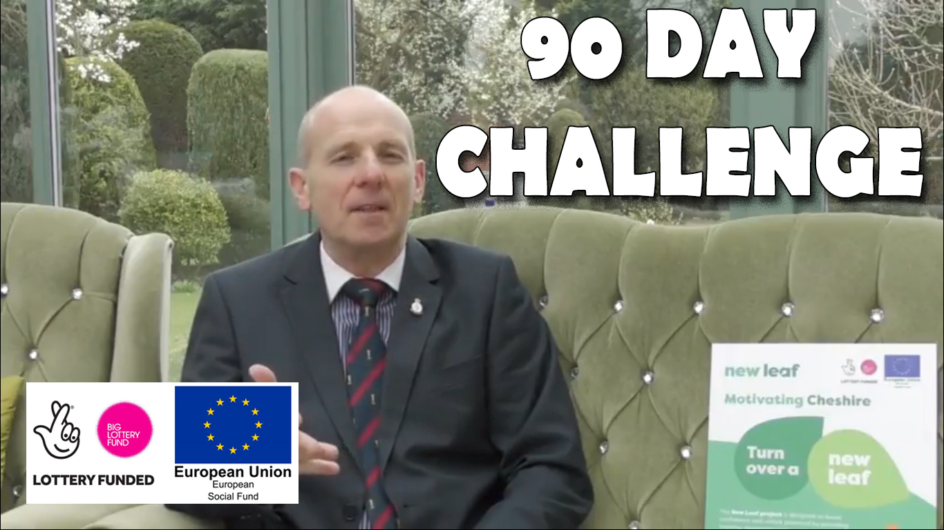 90 DAY CHALLENGE: Transformation for Veterans #biglotteryesf