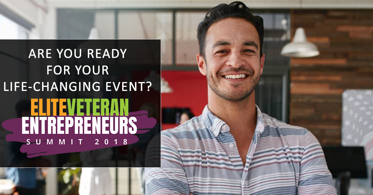 Veteran Entrepreneurs Summit 2018
